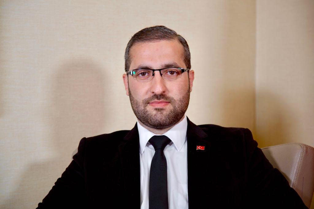 المحلل السياسي التركي حمزة تكين