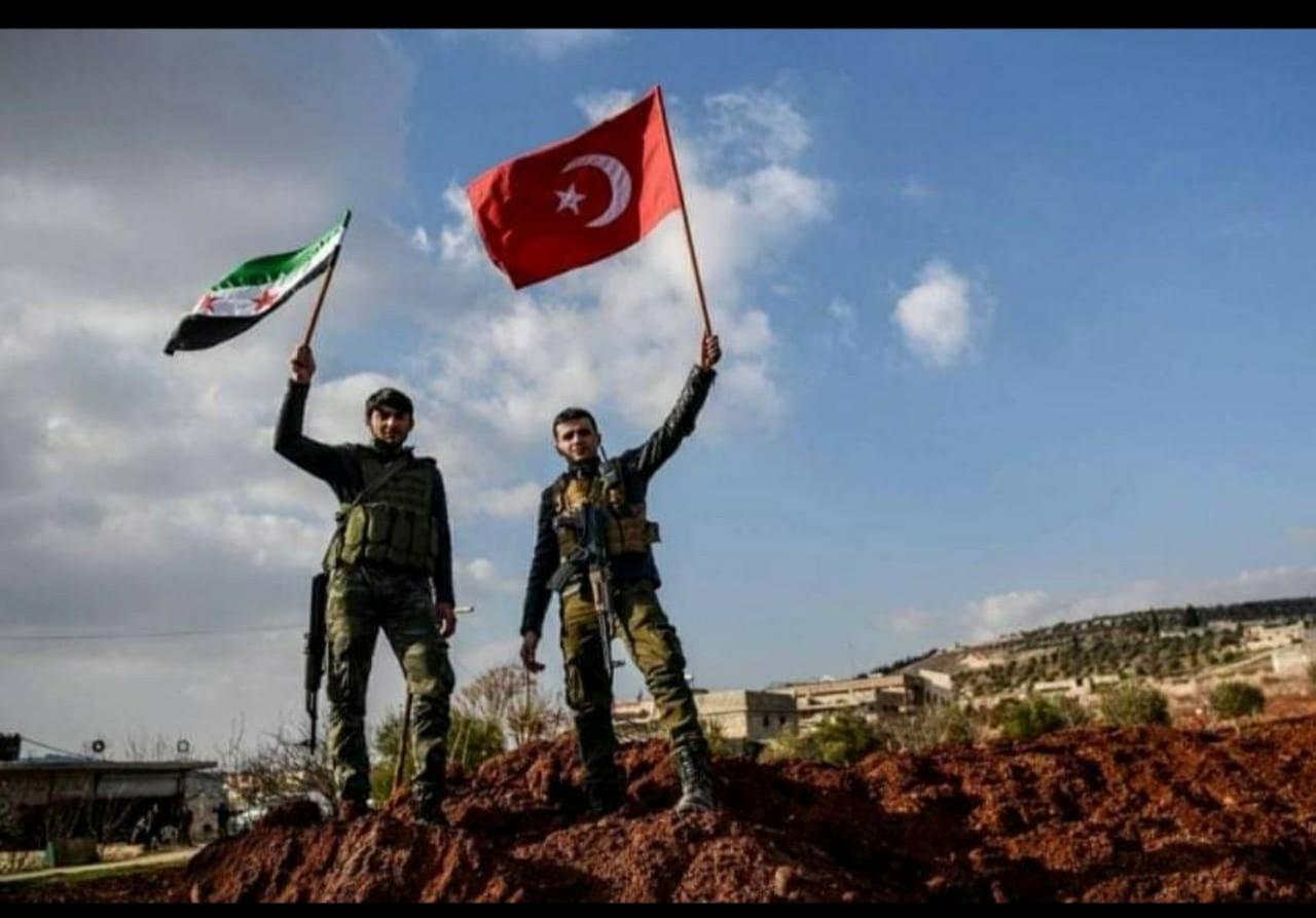 فصائل سورية موالية لتركيا