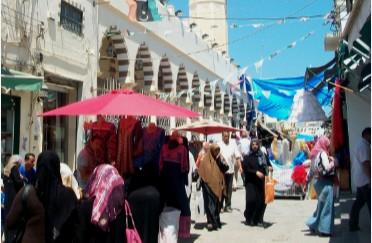 شوارع طرابلس